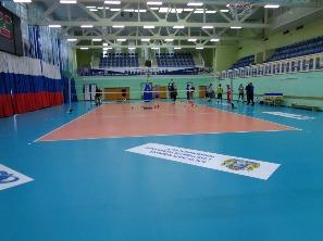 монтаж напольного покрытия в игровом зале спорткорпуса_1