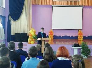 Открытие «Школы юных инноваторов»