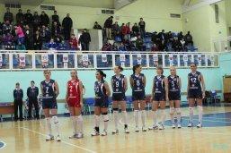 В Курске в субботу стартует Чемпионат России по волейболу среди женских команд Высшей лиги «А»