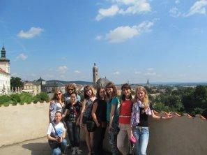 Английский в Праге