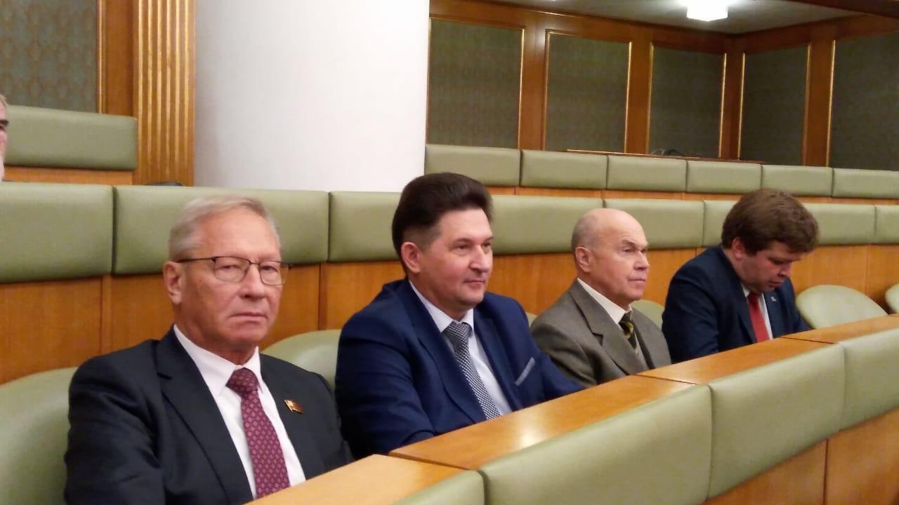 Ректор ЮЗГУ принял участие в присуждении премий Правительства Российской Федерации