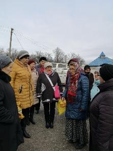 Слушатели университета пожилого человека 'Серебряная пора' посетили Курскую Коренную Пустынь _12