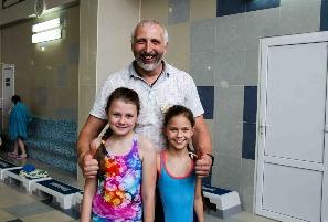 В ЮЗГУ прошли соревнования по плаванию