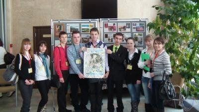 Участники заключительного тура межрегиональной олимпиады школьников «Будущие исследователи- будущее России» от г.Курска
