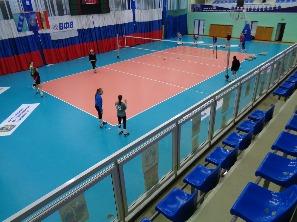 монтаж напольного покрытия в игровом зале спорткорпуса_2