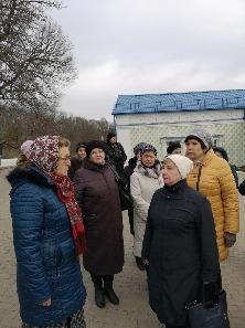 Слушатели университета пожилого человека 'Серебряная пора' посетили Курскую Коренную Пустынь _8