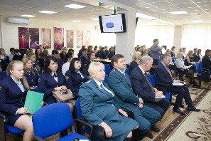 В ЮЗГУ будущие налоговики приняли участие в конференции Конференция 3 jpg