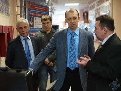 Визит Муслимова И.Б. - депутата Государственной Думы РФ