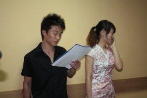 Китайцы в ЮЗГУ
