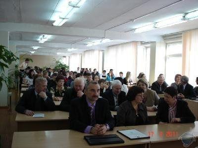 Презентация выставки трудов преподавателей кафедры «Охраны труда и окружающей среды» в научной библиотеке