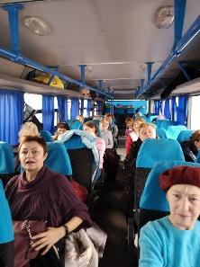 Слушатели университета пожилого человека 'Серебряная пора' посетили Курскую Коренную Пустынь _13