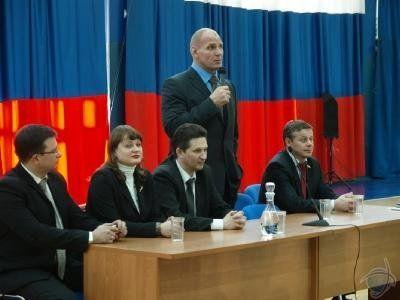 Визит Карелина А.А. - депутата Государственной Думы РФ