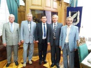 Встреча с ректором Белорусского государственного университета.jpg