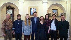 В ЮЗГУ стажируются магистранты из Испании